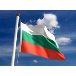 Български национален флаг с Дигитален печат