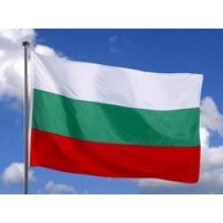 """Везан Български национален флаг, плат """"Текстил"""""""