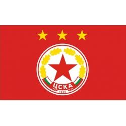 Знаме на ПФК ЦСКА София