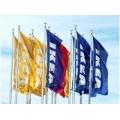Фирмено знаме с Дигитален печат